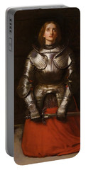 Joan Of Arc  Portable Battery Charger