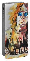 John Lennon 04 Portable Battery Charger