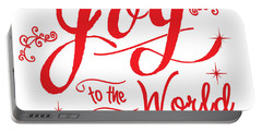 Joy To The World Portable Battery Charger