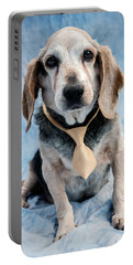Kippy Beagle Senior And Best Dog Ever Portable Battery Charger