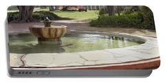 La Purisima Fountain Portable Battery Charger