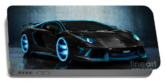 Lamborghini Portable Battery Charger