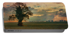 L'arbre Portable Battery Charger by Jean-Pierre Ducondi