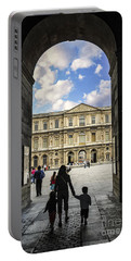 Louvre Portable Battery Charger