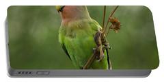 Lovely Little Lovebird  Portable Battery Charger