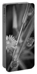 Portable Battery Charger featuring the photograph Loxahatchee Flower by Bradley R Youngberg