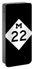 M 22 Portable Battery Charger