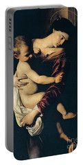 Madonna Di Loreto Portable Battery Charger