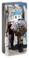 Man And His Pack Mule Portable Battery Charger