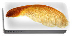 Maple Seed Pod Portable Battery Charger