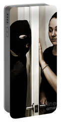 Masked Intruder Portable Battery Charger