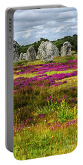 Megalithic Monuments In Brittany Portable Battery Charger