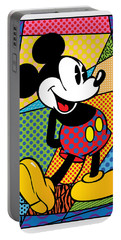 Mickey Spotlight Portable Battery Charger