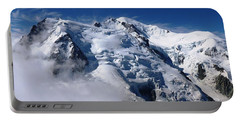 Mont Blanc - France Portable Battery Charger