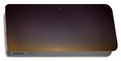 Moonrise On Tybee Island Portable Battery Charger