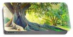 Morton Bay Fig Tree Portable Battery Charger