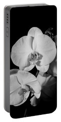 Moth Orchid Bw Portable Battery Charger
