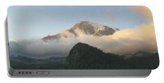 Mount Rainier Portable Battery Charger