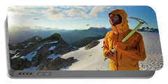 Mountaineering Portable Battery Charger