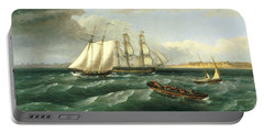 Mouth Of The Delaware Portable Battery Charger