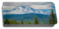 Mt. Adams From Indian Heaven Wilderness Portable Battery Charger