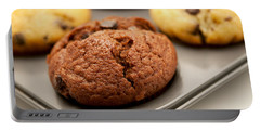 Portable Battery Charger featuring the photograph Muffins by Fabrizio Troiani