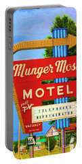 Munger Moss Motel Portable Battery Charger