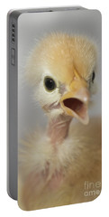 Naked Neck Chick Portable Battery Charger