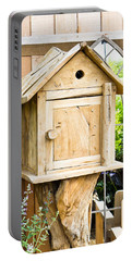 Nesting Box Portable Battery Charger by Tom Gowanlock