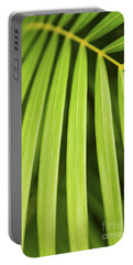 Palm Tree Leaf Portable Battery Charger