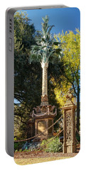 Palmetto Regiment Monument  Portable Battery Charger by Charles Hite