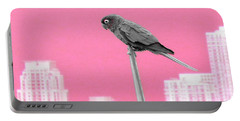 Portable Battery Charger featuring the photograph Parrot by J Anthony