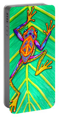 Peace Frog Portable Battery Charger