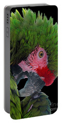 Pensive Parrot Portable Battery Charger