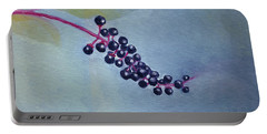 Pokeberries Portable Battery Charger