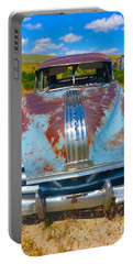 Pontiac Blues Portable Battery Charger