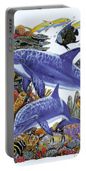 Porpoise Reef Portable Battery Charger