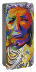 Proud Native American II Portable Battery Charger