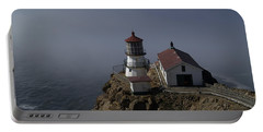 Pt Reyes Lighthouse Portable Battery Charger