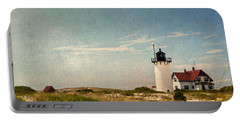 Race Point Light Portable Battery Charger