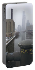 Rats Portable Battery Charger
