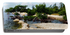 Portable Battery Charger featuring the photograph Reclamation 6 by Amar Sheow