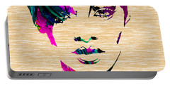 Rhianna Collection Portable Battery Charger
