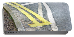 Road Markings Portable Battery Charger