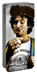 Robin Williams And Quotes Portable Battery Charger