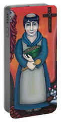 San Pascuals Kitchen Portable Battery Charger
