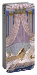 Scene From 'les Liaisons Dangereuses' Portable Battery Charger