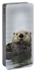 Sea Otter Alaska Portable Battery Charger