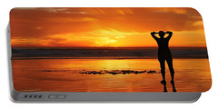 Seaside Reflections  Portable Battery Charger