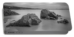 Portable Battery Charger featuring the photograph Seselle Beach Galicia Spain by Pablo Avanzini